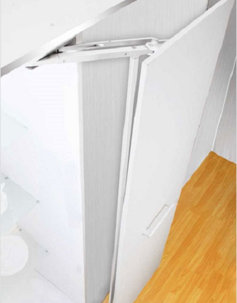 Horizontal Door Sliding System